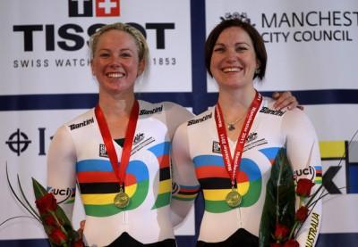 Australia Team Sprint - Getty Images