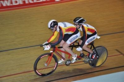 Para-Cyclists Prepare for Worlds