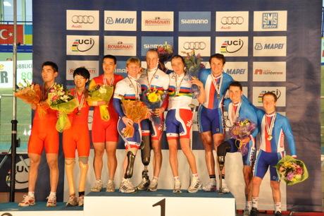 Para-Cycling Worlds